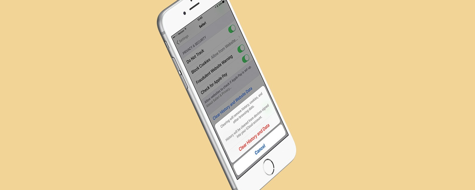 How to clear cookies from iphone ipad iphonelife when you delete cookies from your iphone or ipad you free up storage space and improve your devices performance speeds when you clear the cache and ccuart Choice Image