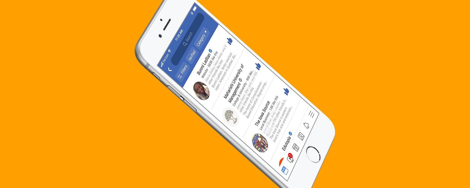 how to delete facebook app iphone 8