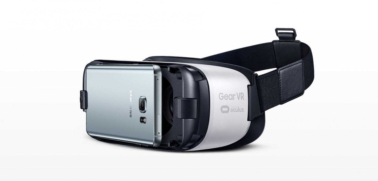 SAMSUNG GEAR VR IPHONE