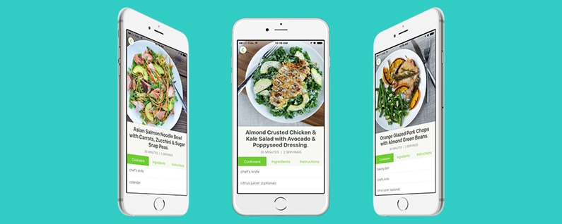 5 best healthy recipe apps food that tastes good feels great ive reached a point in my life where cooking is important to me i may not want to stand in the kitchen when i get home after work but ive realized how forumfinder Gallery