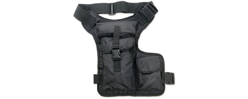 Best iPad Travel Bag: Grab-It Pack Gadget Holster Review