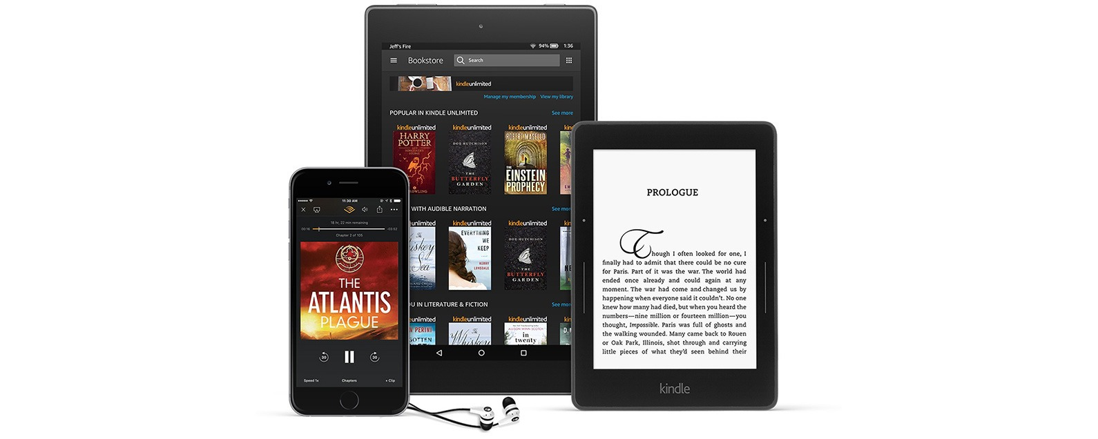 Kindle Book To Different Device
