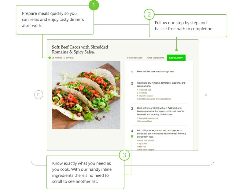 Mealime pro review the perfect recipe app for busy professionals master your iphone in one minute a day forumfinder Images