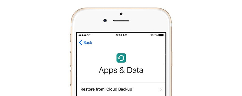 How to Restore Your iPhone from an iCloud Backup
