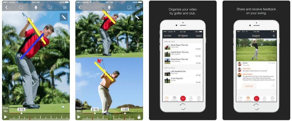 golf now app