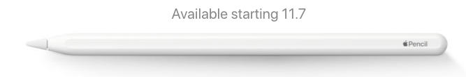 new apple pencil available