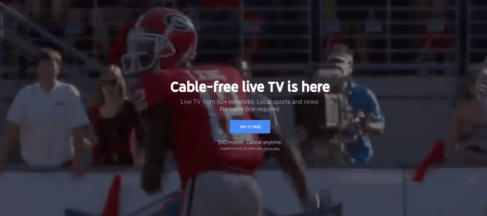 nfl live playoff games on youtube tv