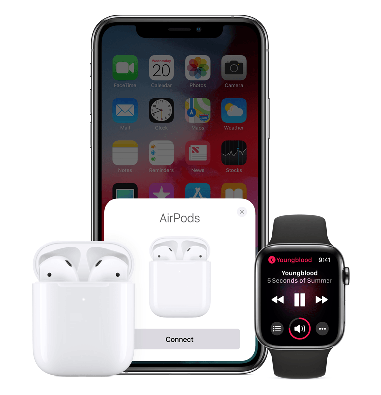 airpods 2 quickly switch between devices
