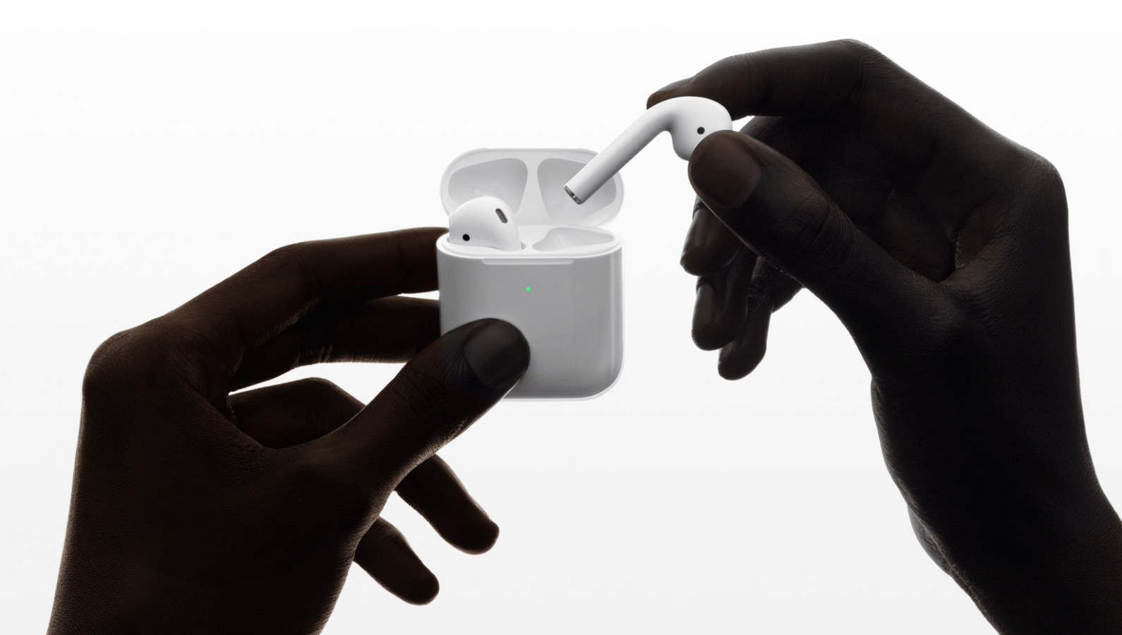 airpods wireless charging case