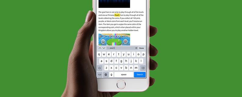 how to change safari theme on iphone