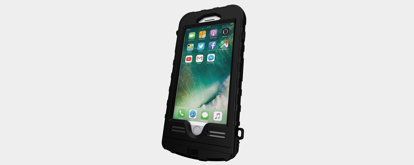Rugged Case Review: SLXtreme for iPhone 8 Plus
