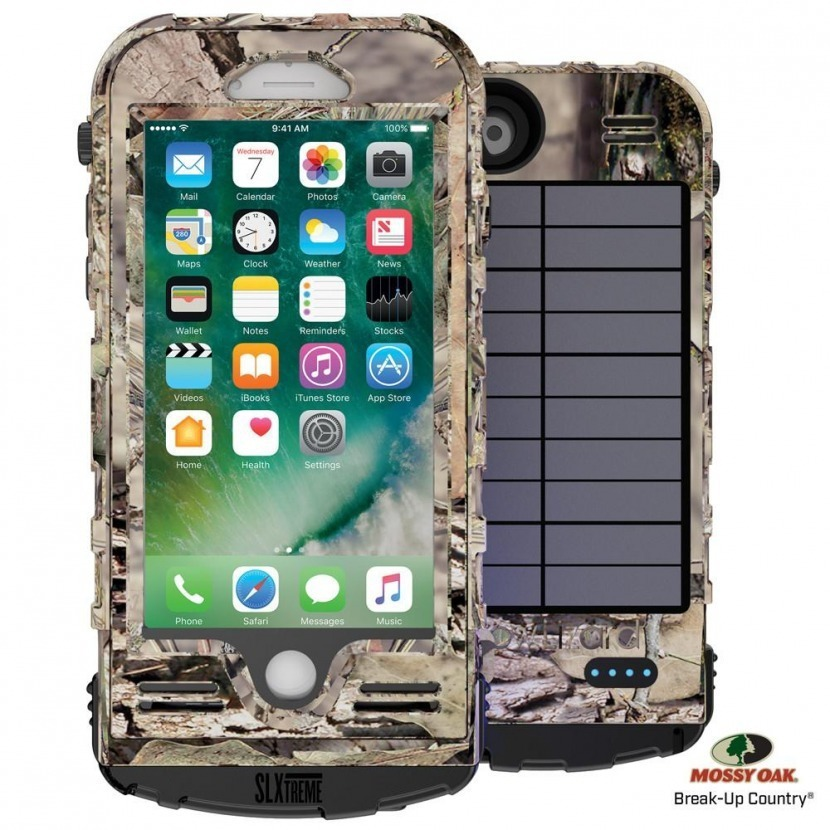 The Ultimate Off-Grid, Waterproof iPhone Case: SnowLizard's SLXtreme