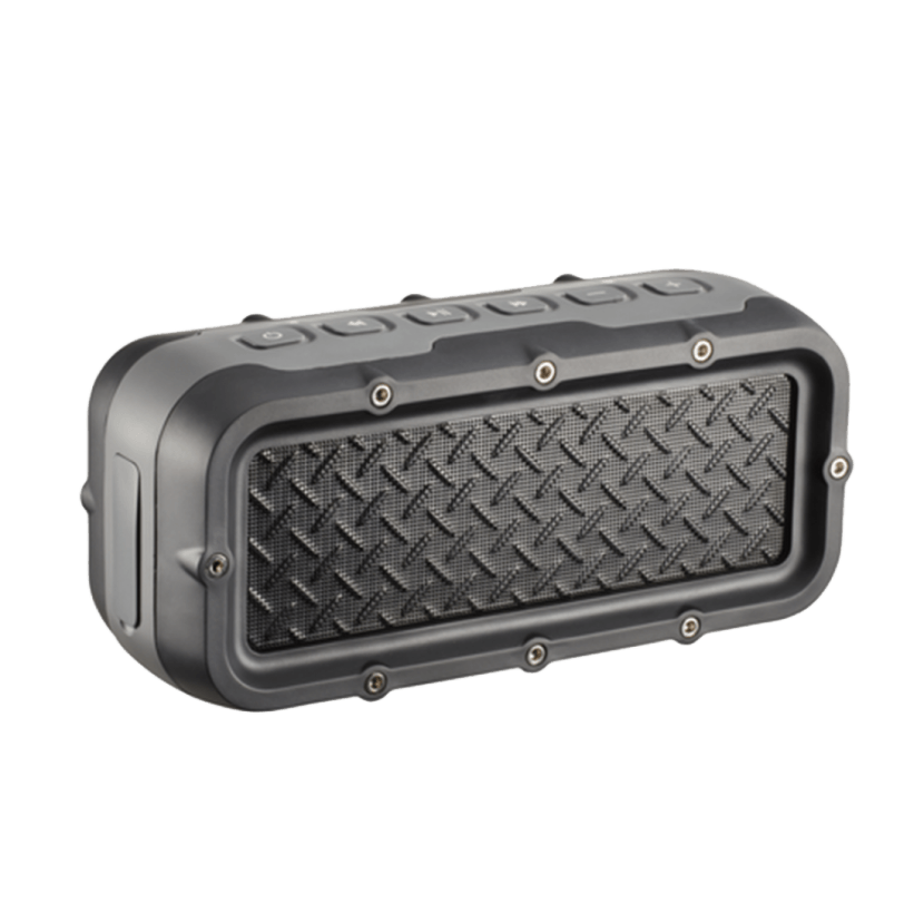 Summer's Best Rugged, Adventure-Ready, Bluetooth Portable Speakers