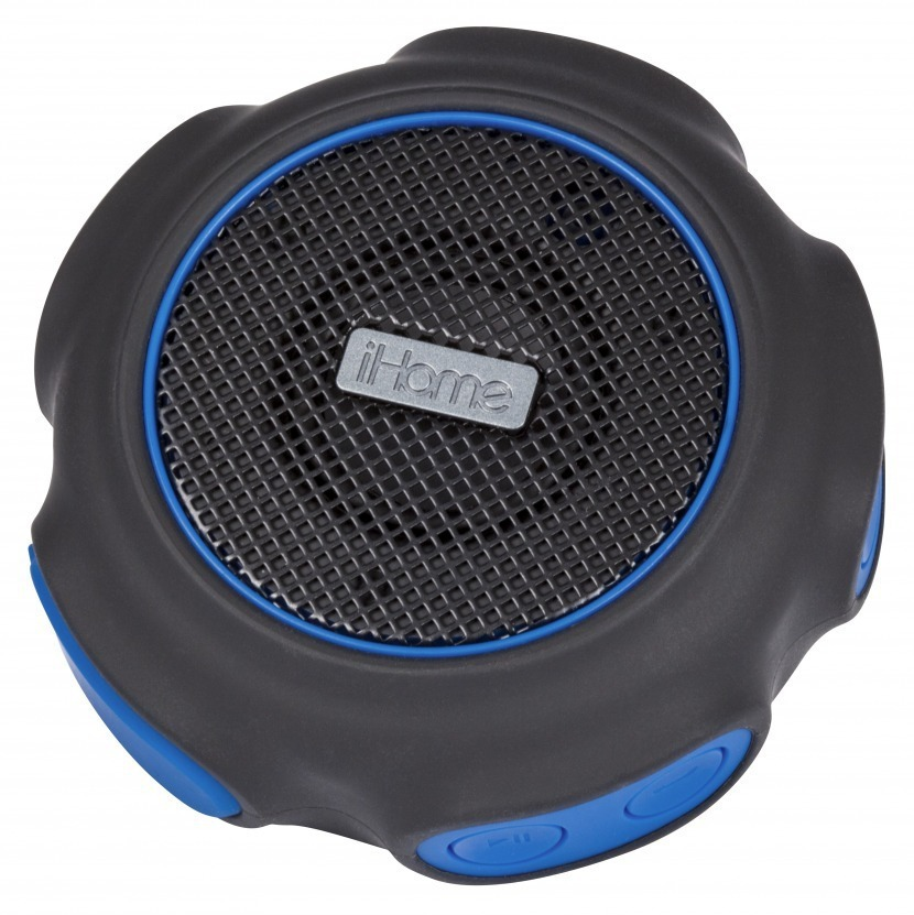 Review iHome s Weather Tough Waterproof Bluetooth