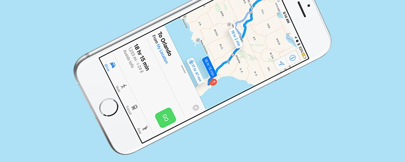 How to Avoid Toll Roads in Apple Maps with iOS 10