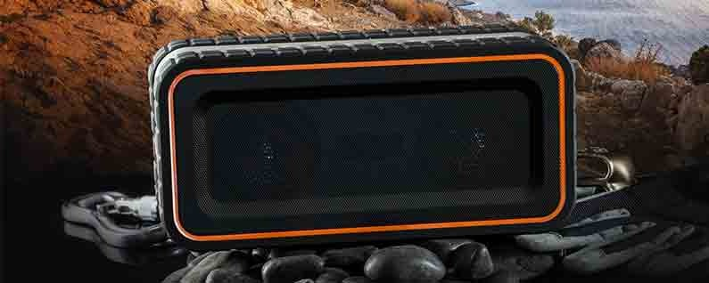 Review: Water-resistant Bluetooth Wireless Speaker from Turcom