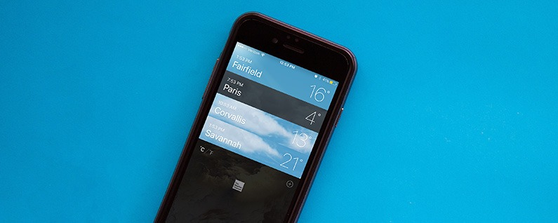 How to Change Your Weather App Temperature to Celsius on iPhone