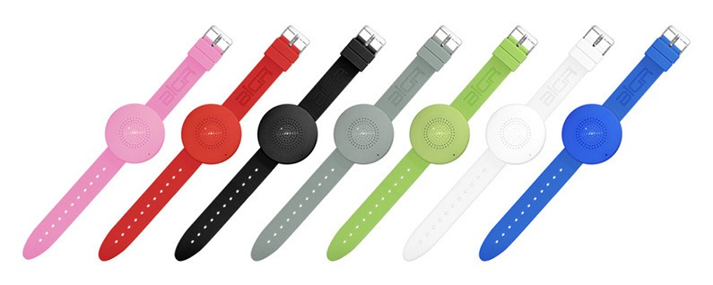 WRiSTBOOM: Wearable Portable Bluetooth Speaker