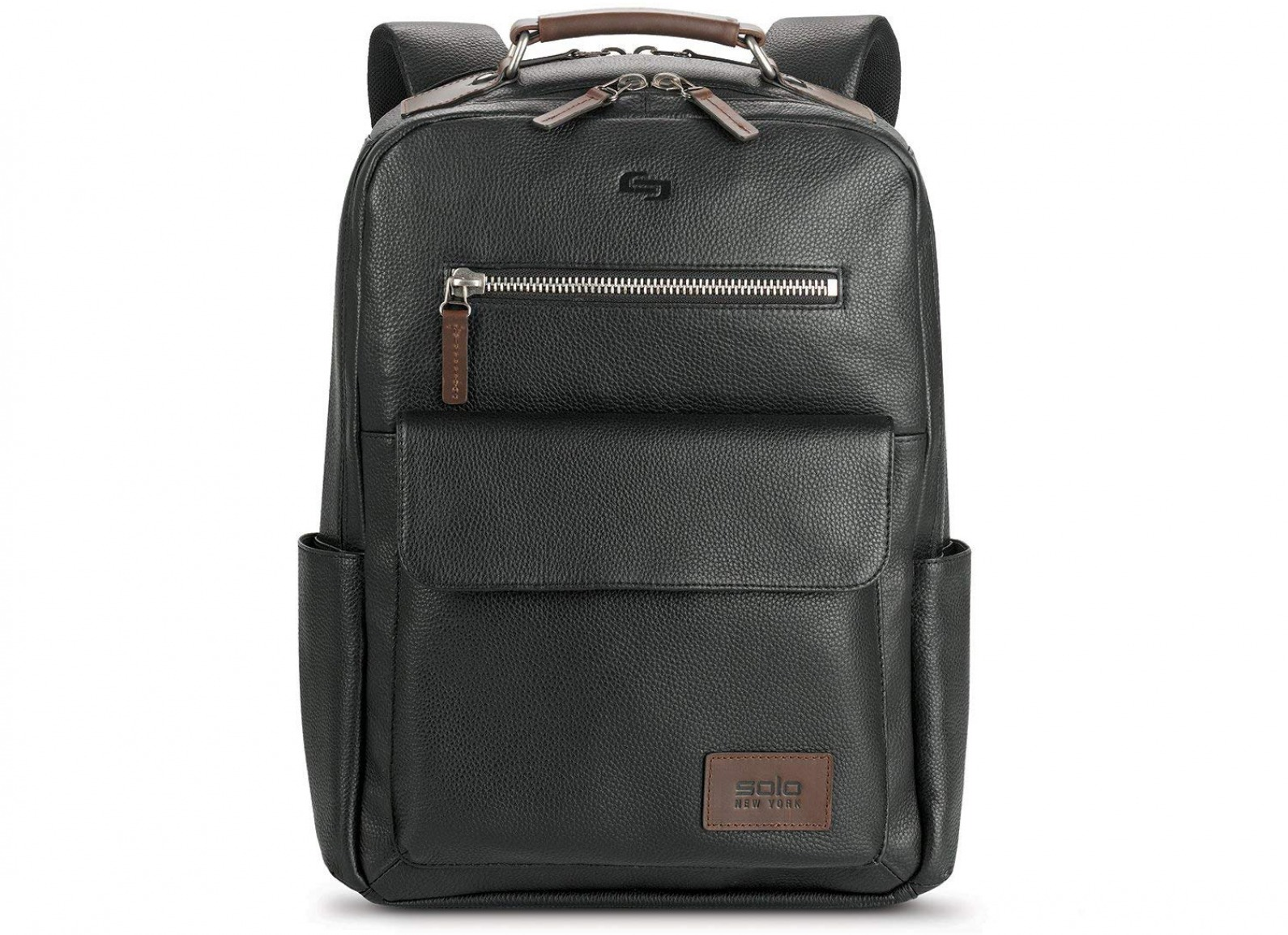 b7b04e40f02 Review: This Leather Backpack from Solo Is Perfect for Work or ...