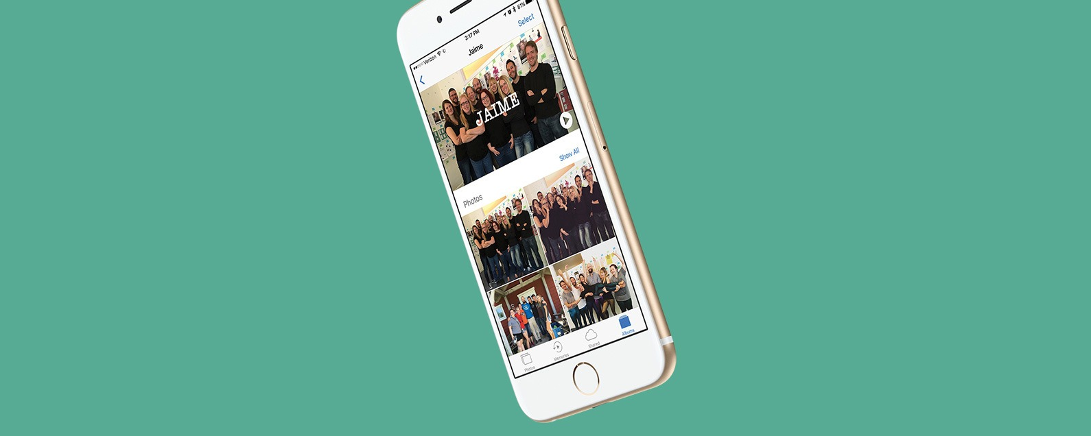 How to Add a Name to the People Album in Photos on iPhone