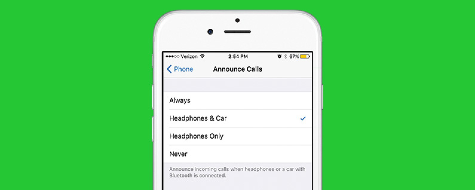 How to Get Siri to Announce Incoming Calls with iOS 10