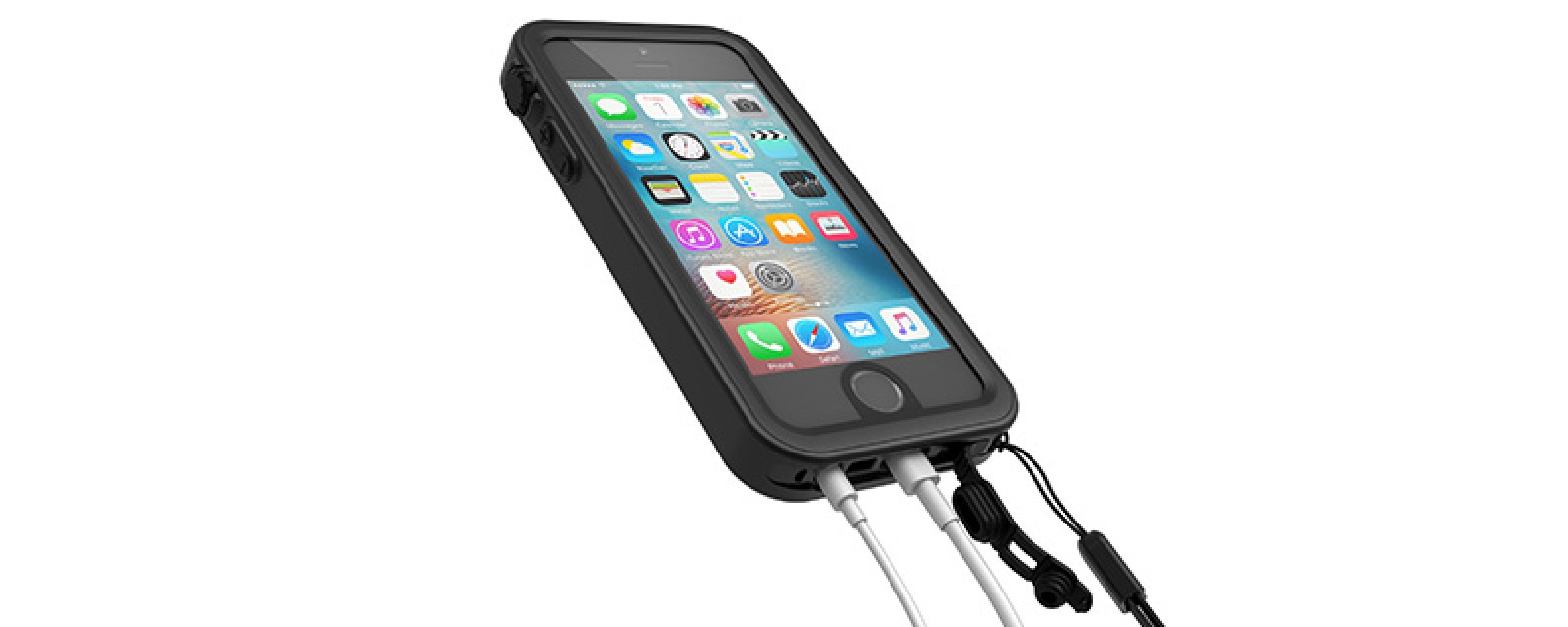 hot sales 2312d 937c5 Review: Catalyst Waterproof iPhone SE Case | iPhoneLife.com