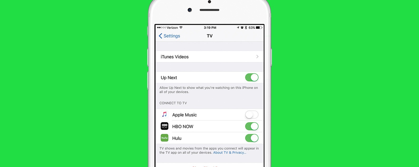 How to Connect Apple Music to the TV App on iPhone | iPhoneLife com