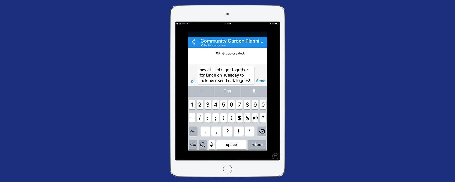 Signal: How to Get the Encrypted Chat App for Your iPad