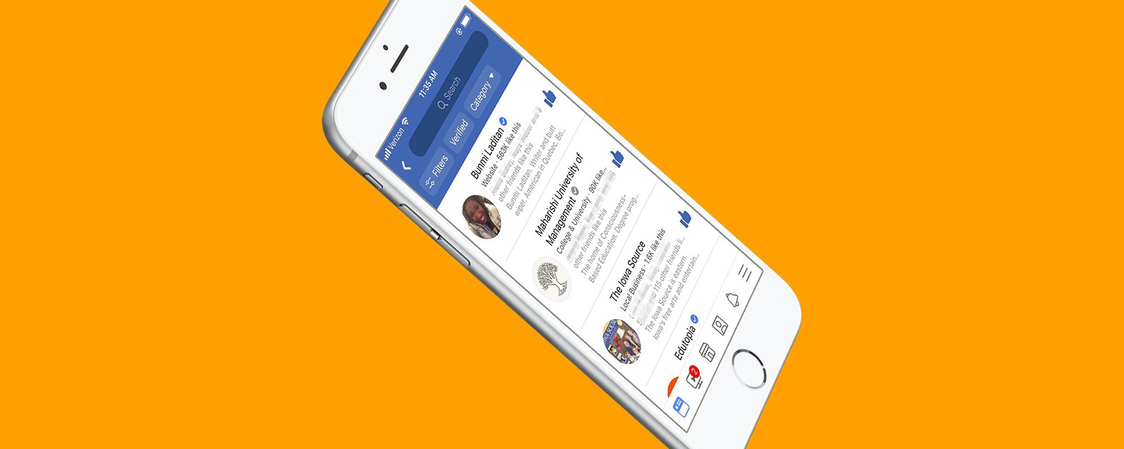 How to Find Liked Facebook Pages & Unlike Them on iPhone