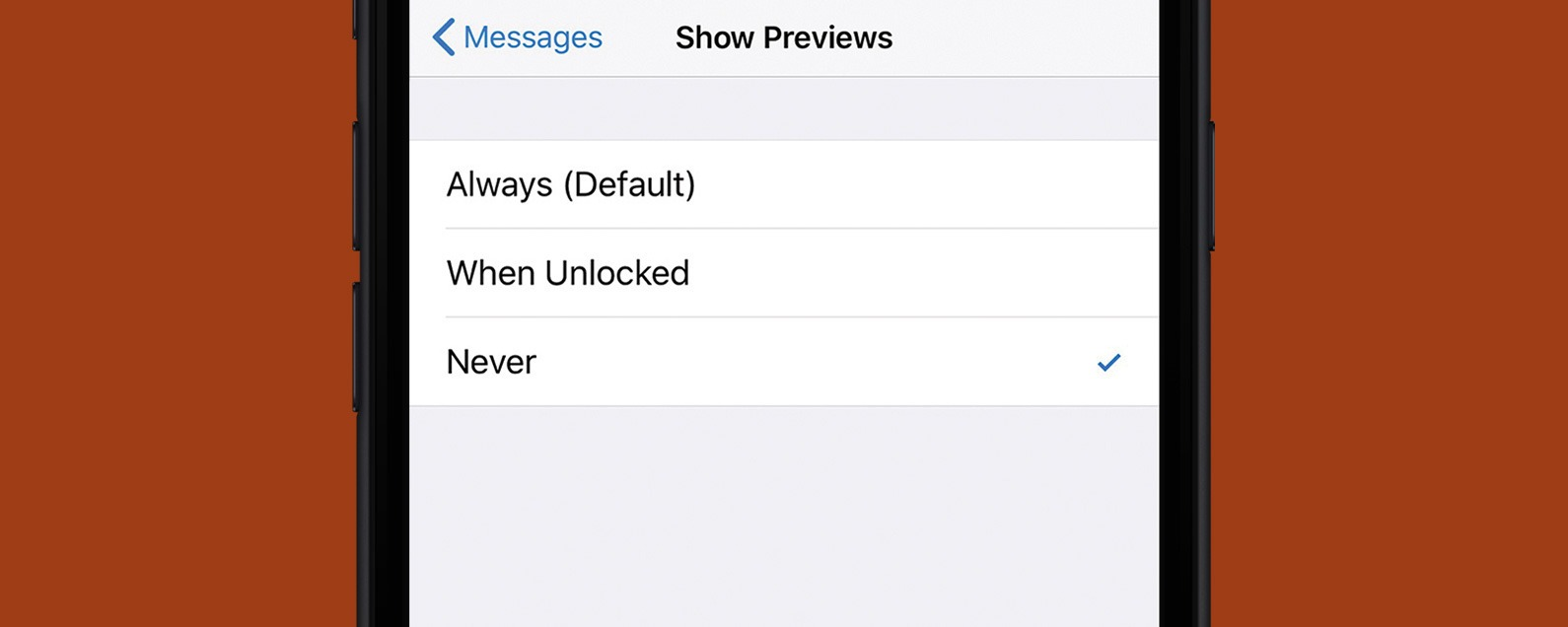 2019) How to Hide Text Messages on iPhone by Hiding iMessages or