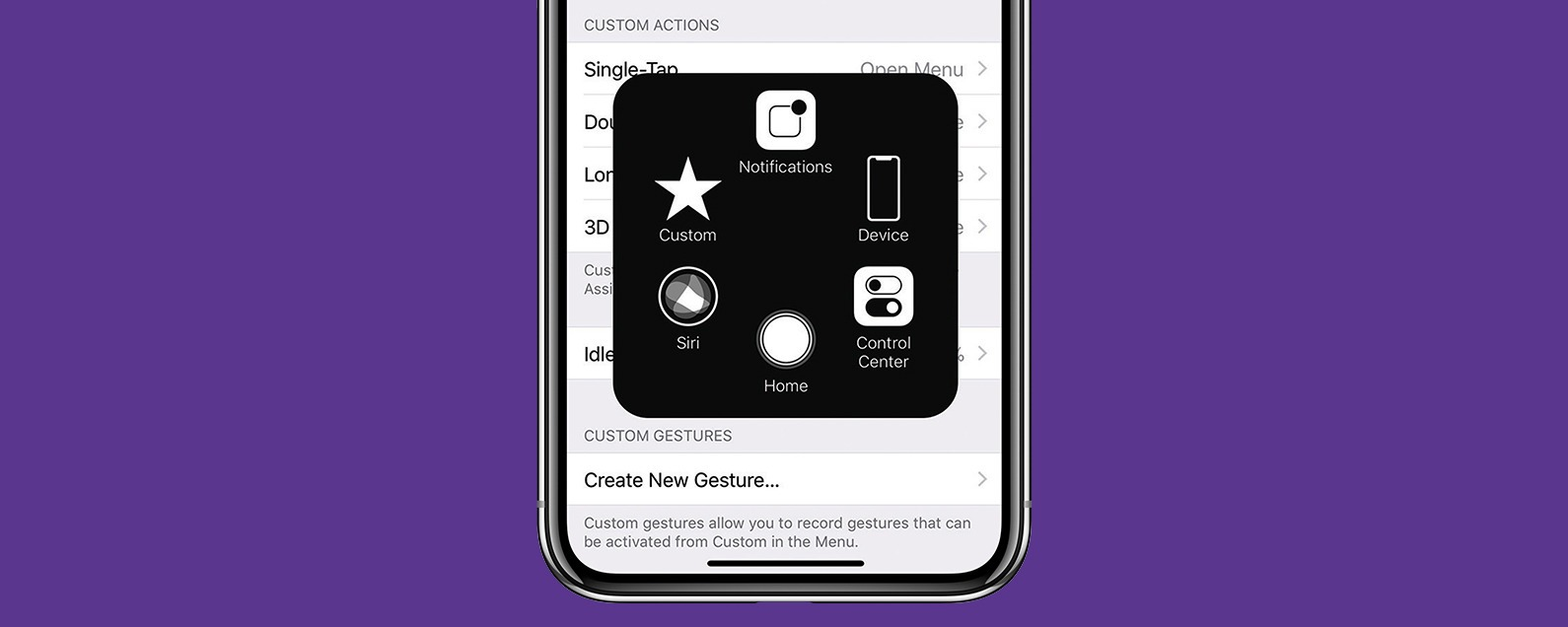 reputable site 6c7b0 2639d How to Add an On-Screen Home Button to Your iPhone X | iPhoneLife.com