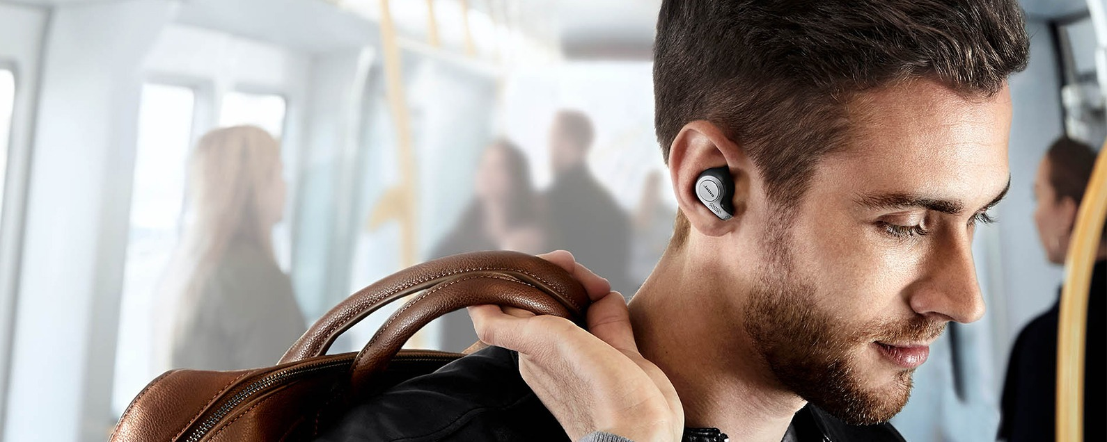 Who Needs Airpods Jabra Elite 65t True Wireless Bluetooth Earbuds Review