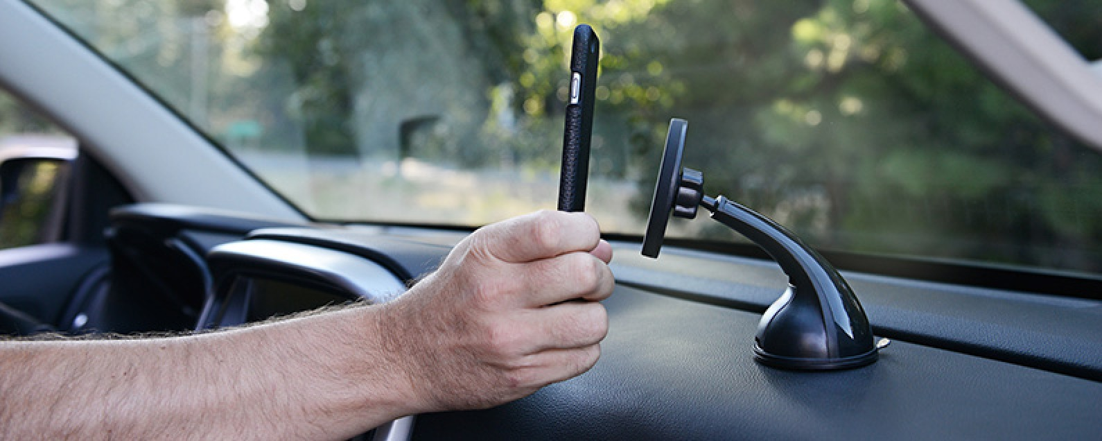 Review: MagMount iPhone Car Mount for iPhone 7 and More