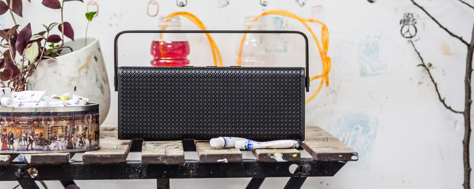 Review: Portable Wireless Bluetooth Speaker for Home or on the Go