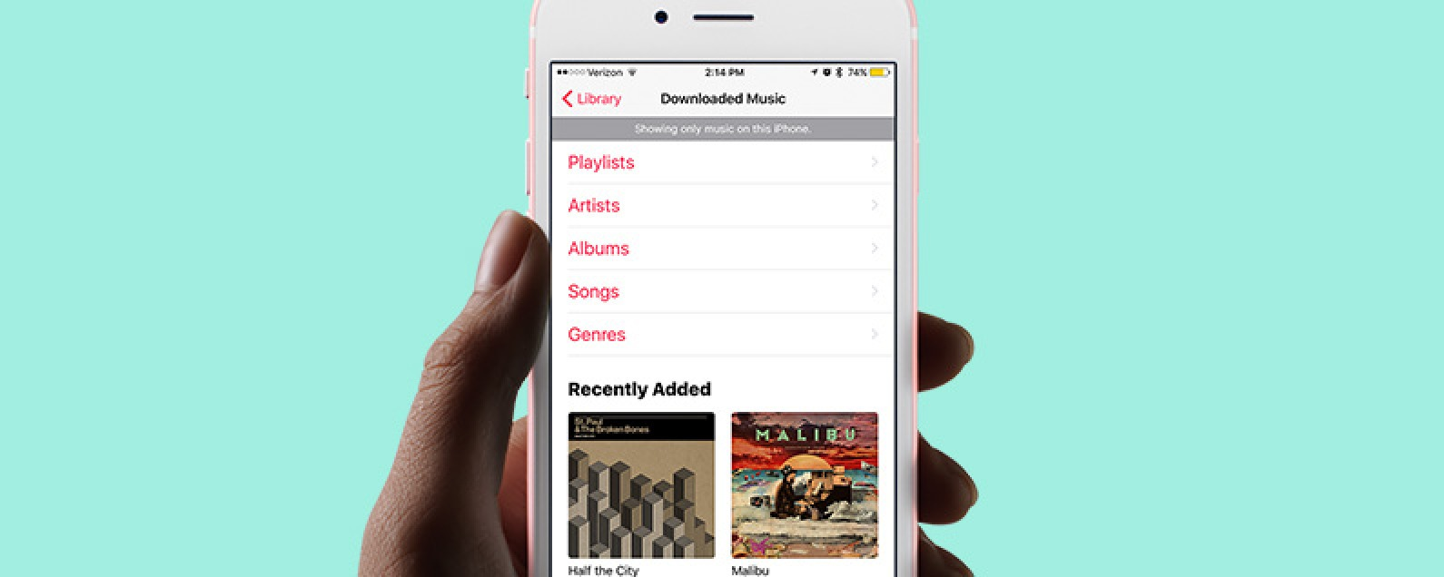 How to Make Songs Available Offline with Apple Music on