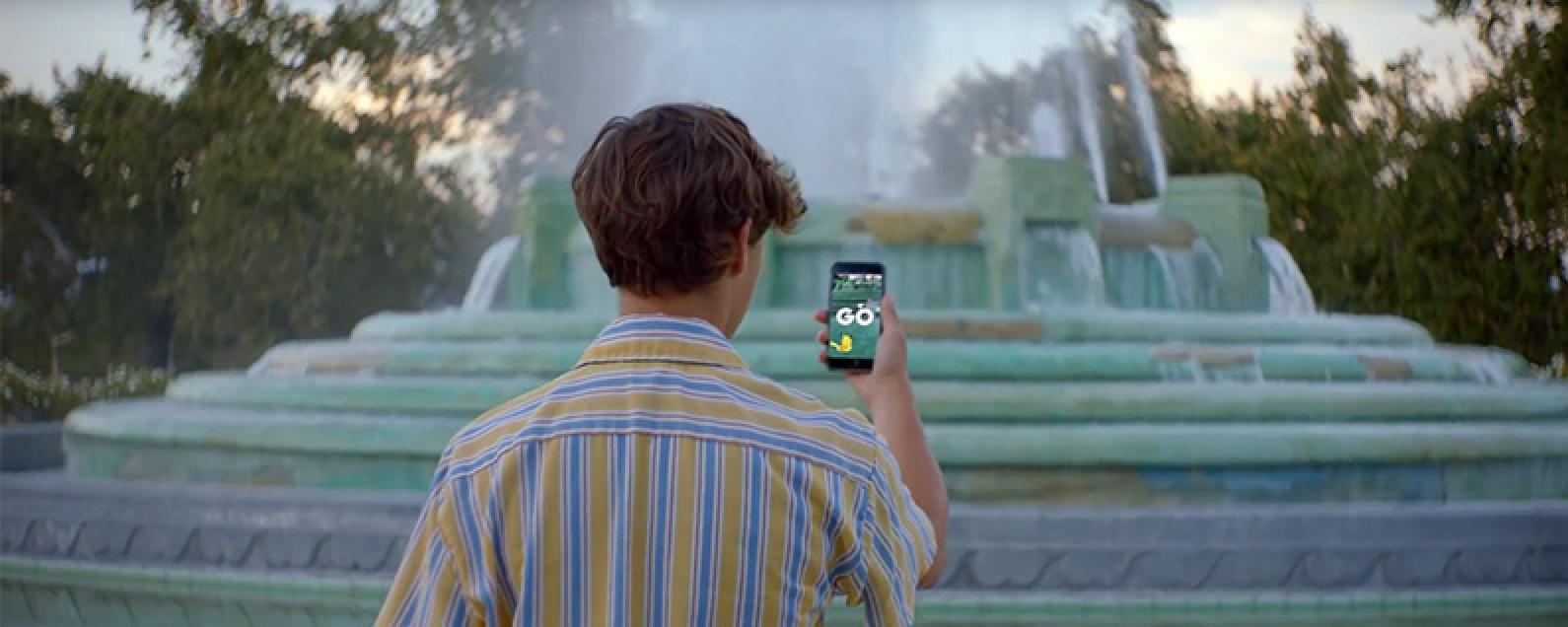 Nintendo's New iOS App Pokemon Go Captures Users and Headlines