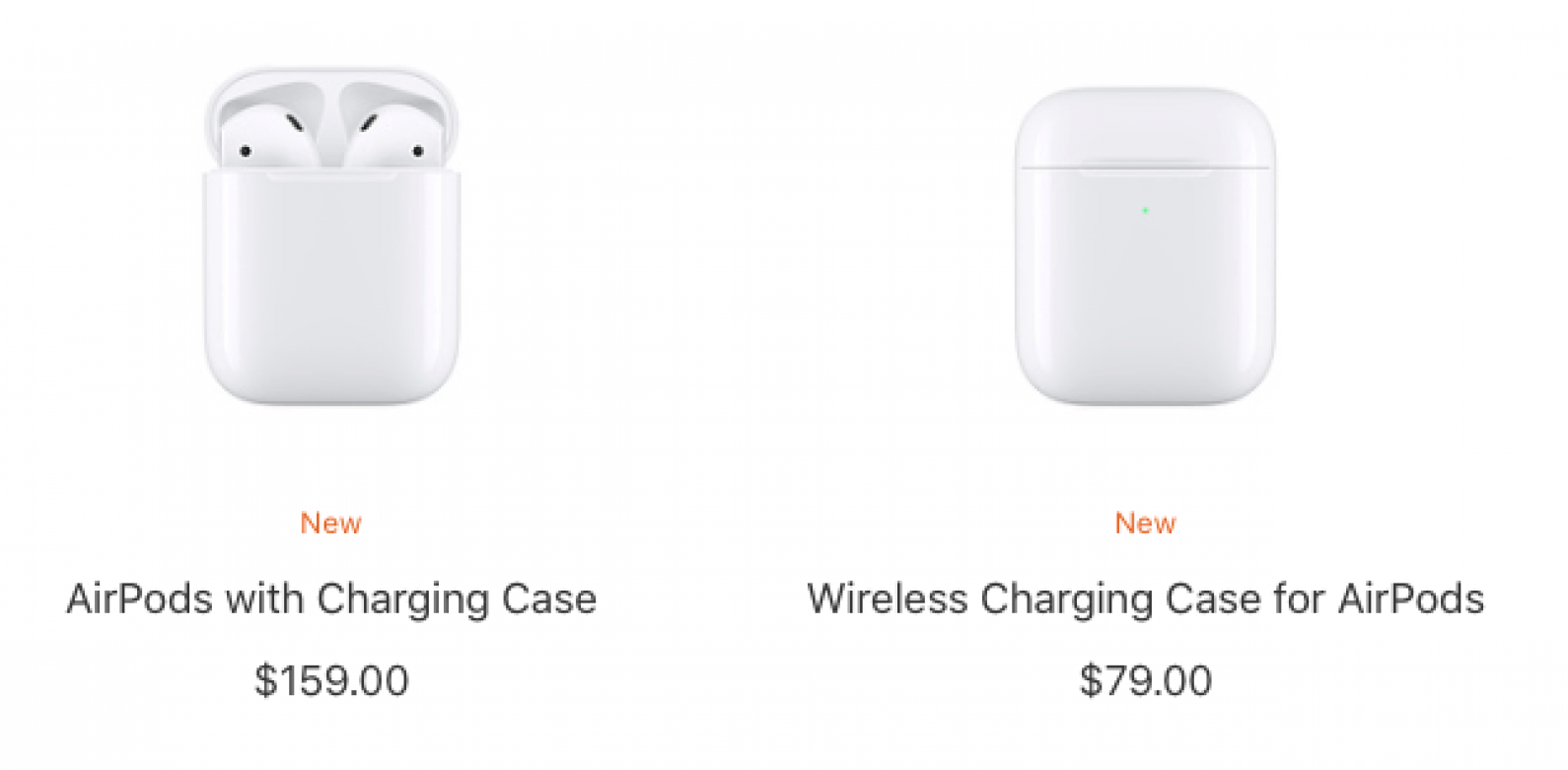 air pods charging case