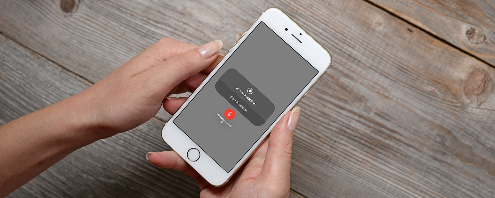 iphone record audio