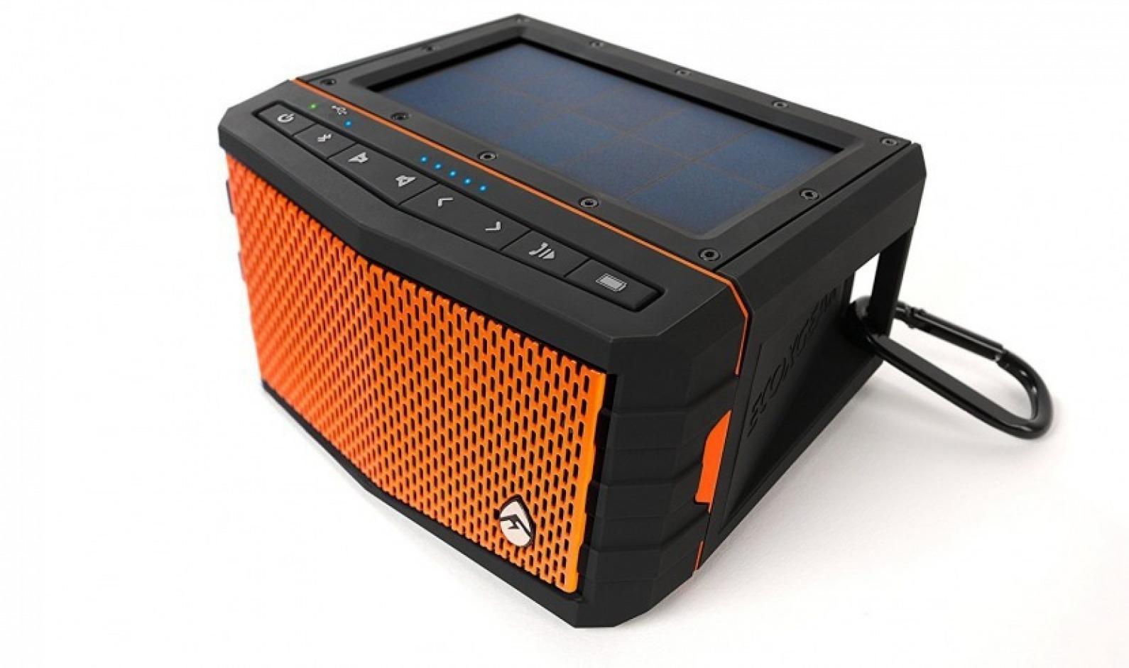 Review: Ecoxgear SolJam HD Solar Waterproof Bluetooth