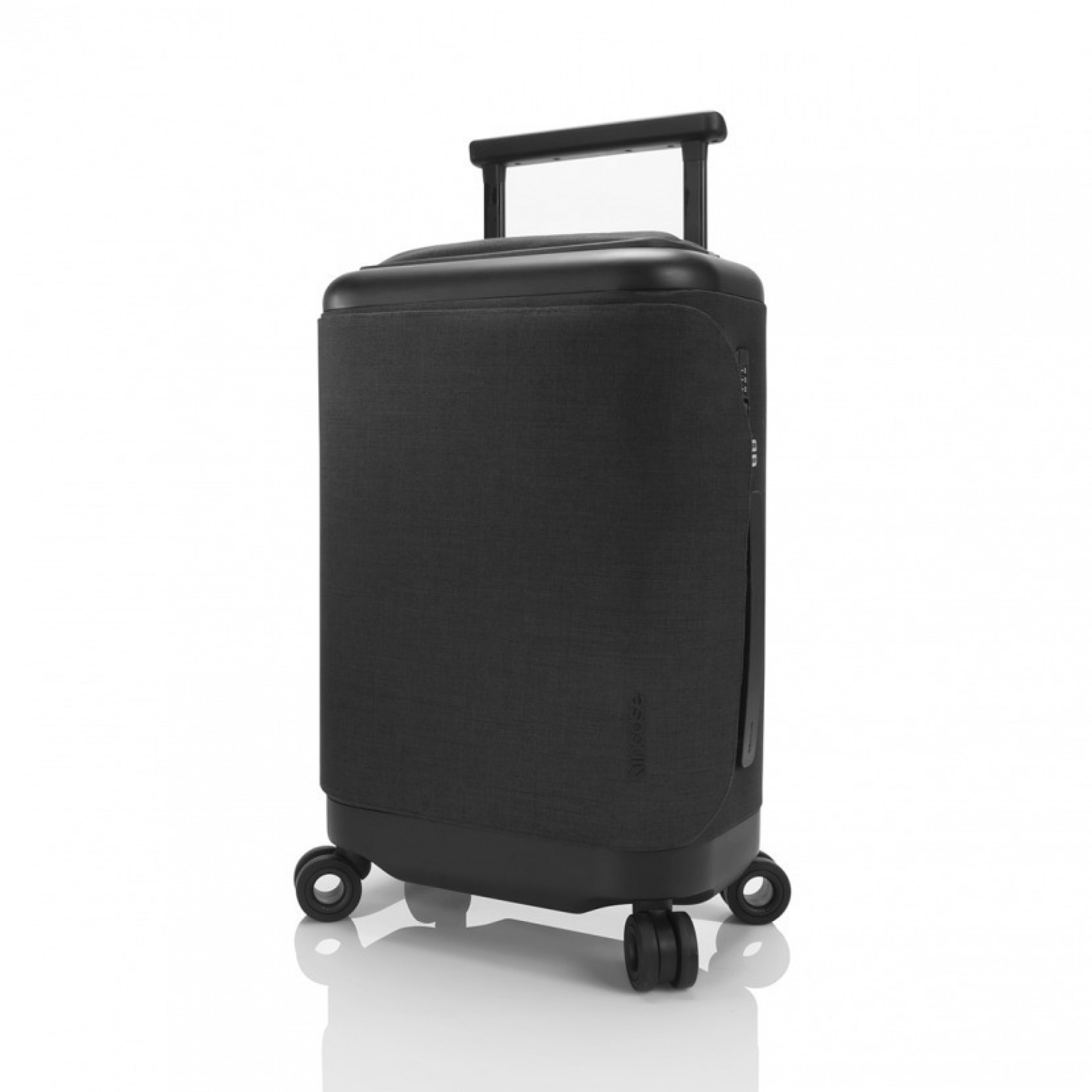 incase connected 4 wheel carry on