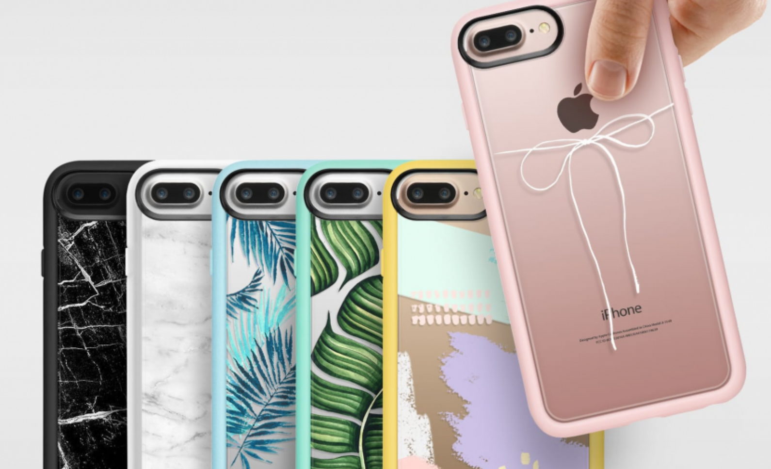 huge selection of 64265 612e9 Review: Casetify iPhone Cases with Multi-Color Grip Offer Beauty ...