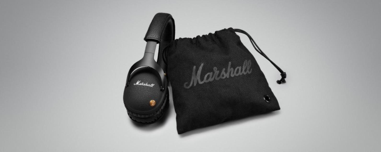 Marshall Monitor Bluetooth Headphones Review | iPhoneLife com