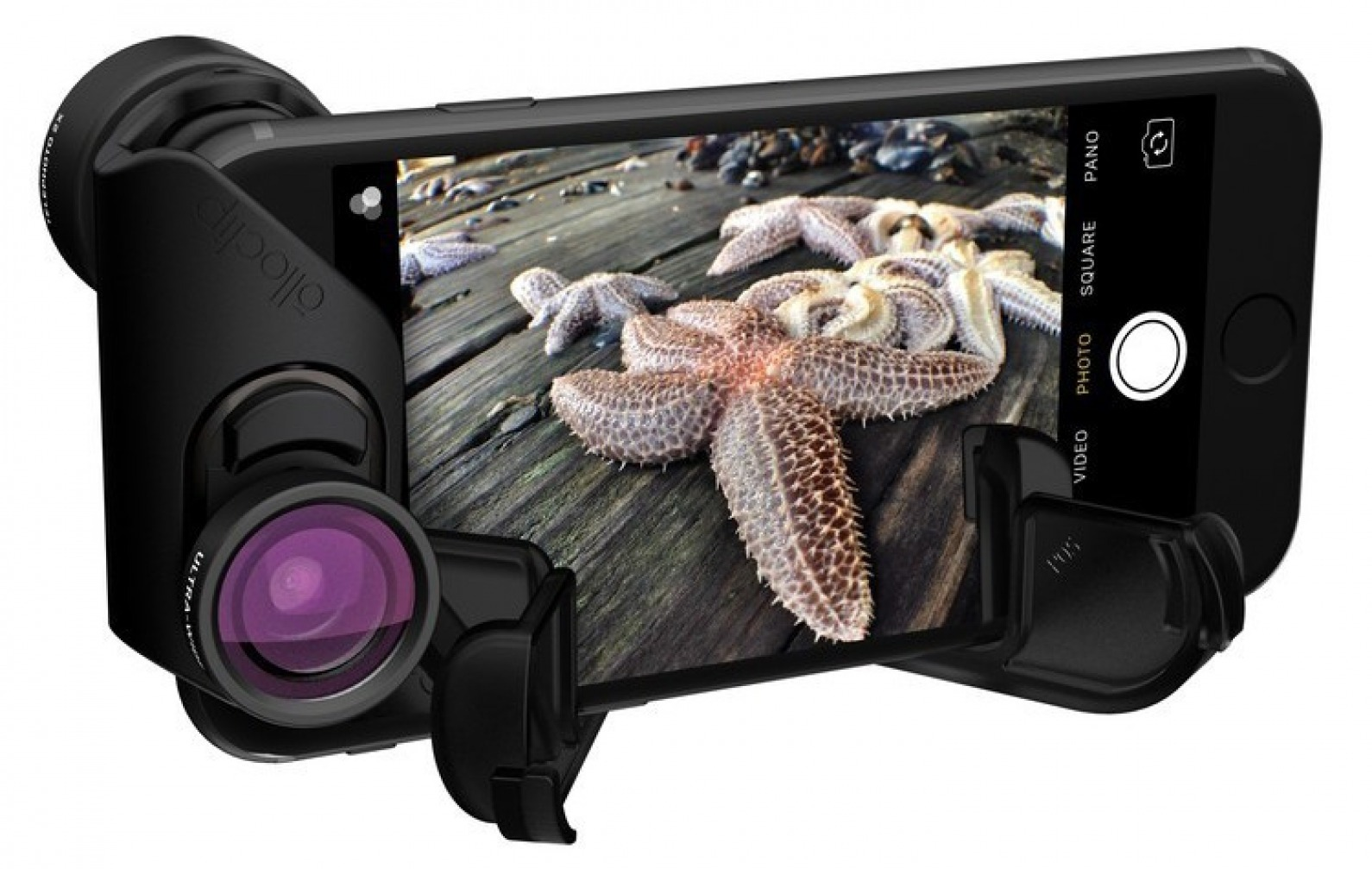 olloclip active lens set for iPhone 7 and 7 Plus