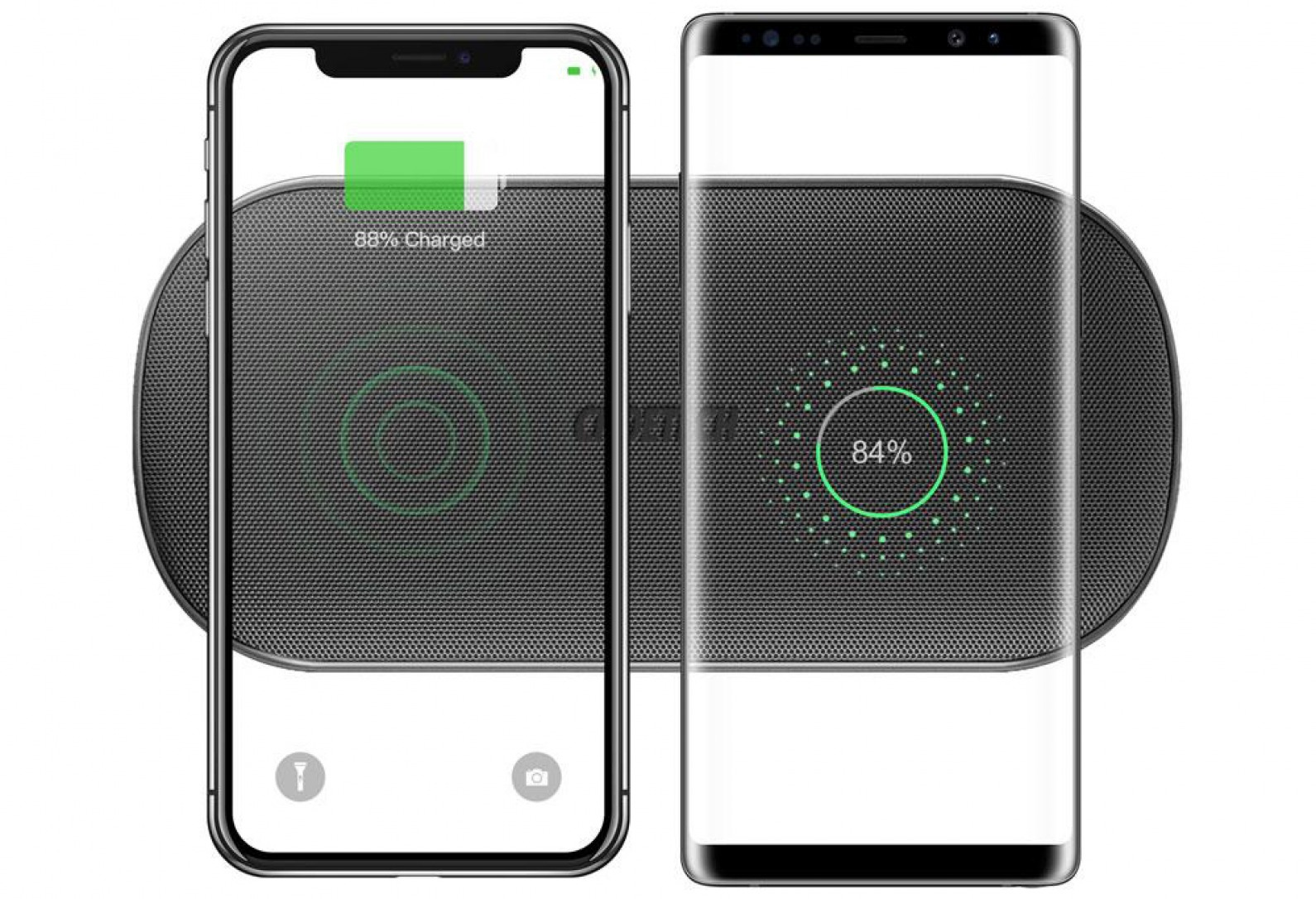 Review: Impressive 5-coil Qi Wireless Charging Pad from Choetech