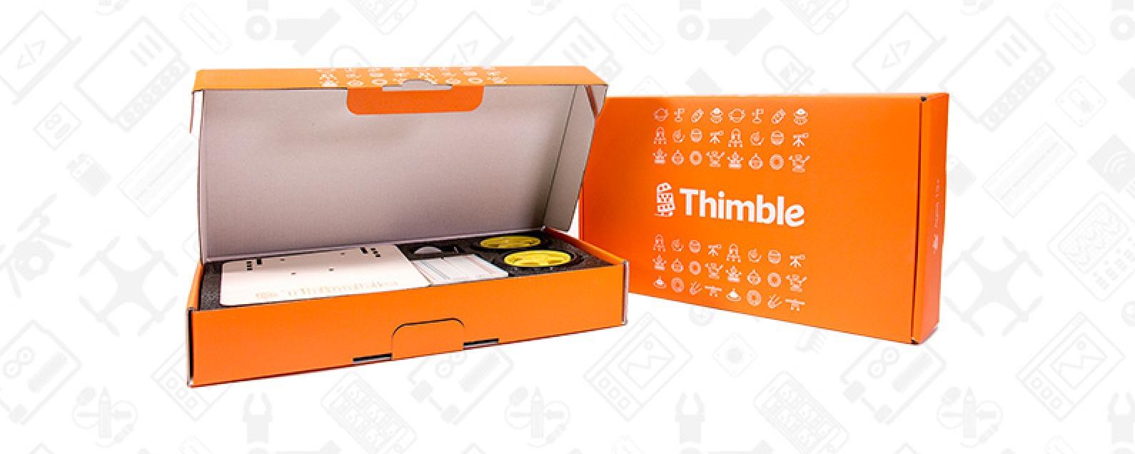 Thimble Kits Introduce Kids to STEM through Play