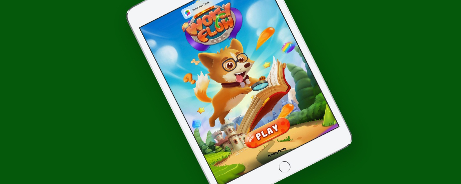 Free iPhone Games: Word Flow Is a Fun & Engaging Way to Pass