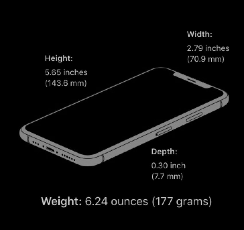 low priced 812eb 21267 Will My iPhone X Case Fit My New iPhone XS? | iPhoneLife.com