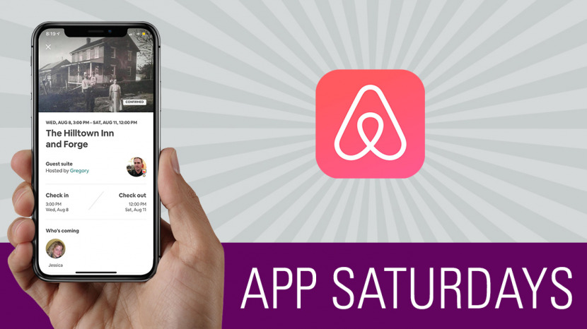 Airbnb App Convenience Savings Comfort On Your Next Trip