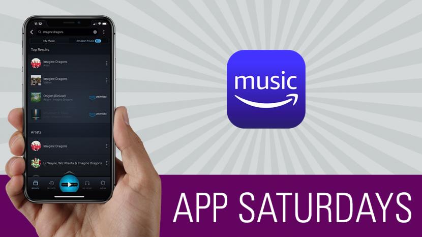 App Saturday: Amazon Music | iPhoneLife com