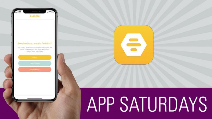 App Saturday: Bumble | iPhoneLife com